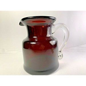 Gorgeous Designs Amethyst Plum With Pitcher